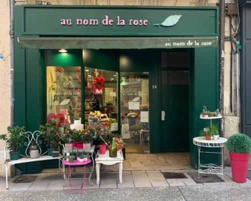 Au nom de la rose Dijon